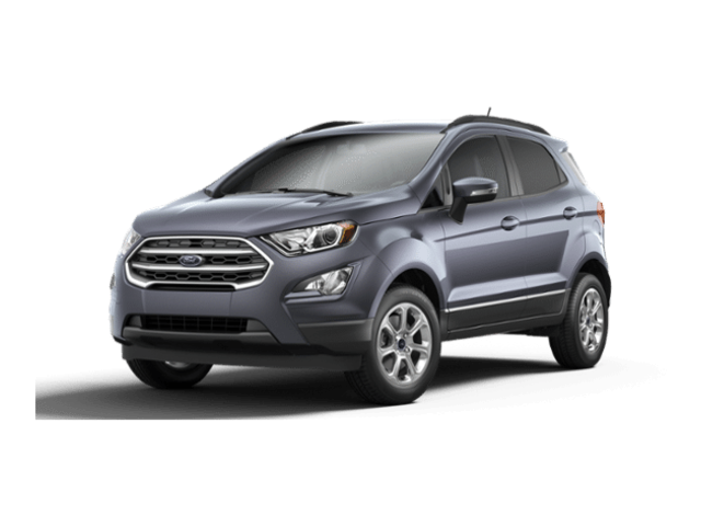 New 2019 Ford EcoSport SE Crossover For Sale Folsom California
